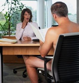 Секс на собеседование